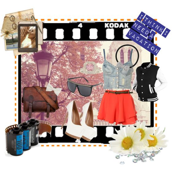 Vacation?!? - Polyvore