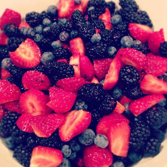Gotta have my fruit