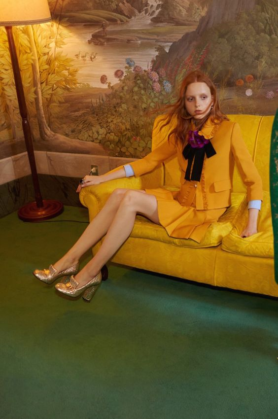 Gucci Cruise 2016 Campaign : STYLE do.se: