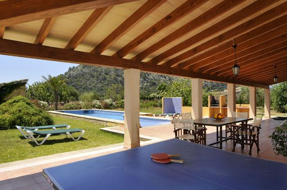 Villa Can Nico -  Mallorca #mallorca #majorca #villas #villas #holiday #holidays #spain #luxury
