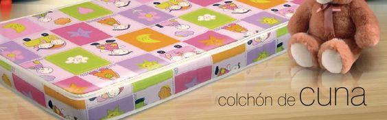Modelo CUNA - Marca GANI - INFANTIL - Descripción: Acompañando el crecimiento del niño en todas sus etapas. GANI presenta el colchón de cuna, indicado para las edades entre 1 y 4 años, ofreciéndole una placa de espuma más sólida pero confortable para una correcta posición de descanso. Medidas disponibles: 97x65 / 100x50 / 100x70 / 120x60 / 130x60 / 130x65 / 135x75 / 140x80 / 145x80.