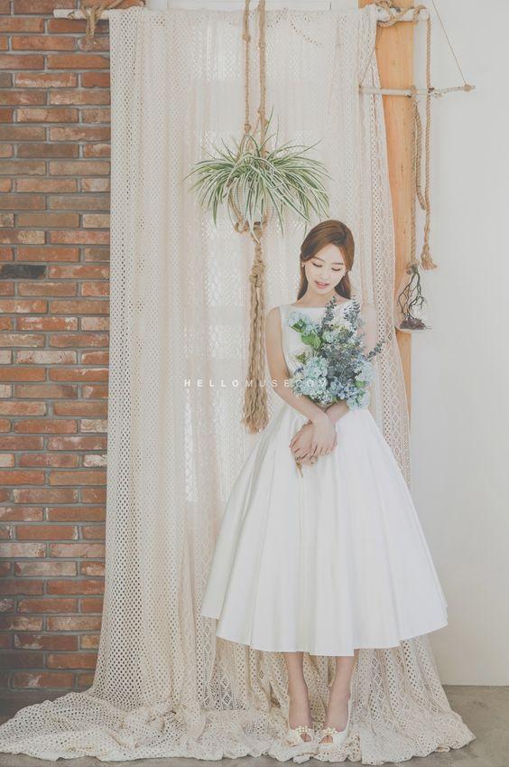 PRE WEDDING - New Studio 2017 - HelloMuse.com | Korea Pre Wedding Promotion