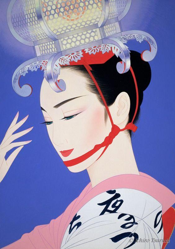 Yamaga Lantern Festival by IchiroTsuruta.: