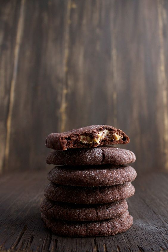 Chocolate Peanut Butter Cookies 04