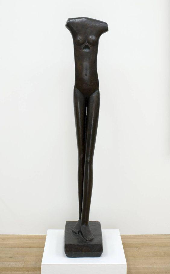 Alberto Giacometti walking woman 1032-3 1036