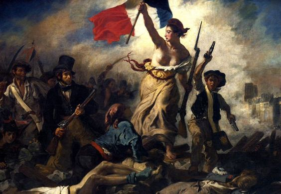 The French History- The Revolution