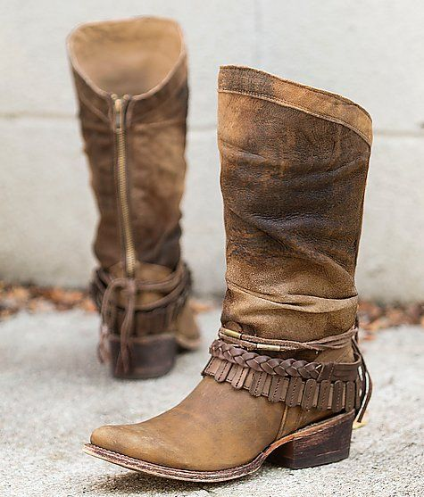 Indie Spirit by Corral Hartley Cowboy Boot - Women's Shoes ...