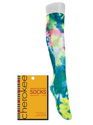 Nursing compression socks