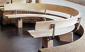 John Makepeace Furniture Designer and Maker 'Keble' Chairs