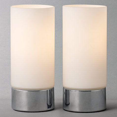 Stylish Small Bedside Touch Lamps For