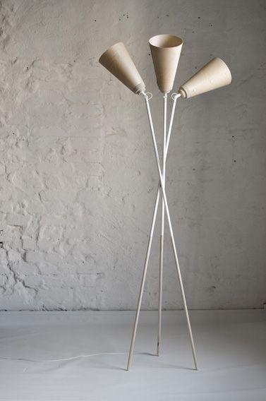 """Lamp """"lykkelig"""" designed by She Design"""
