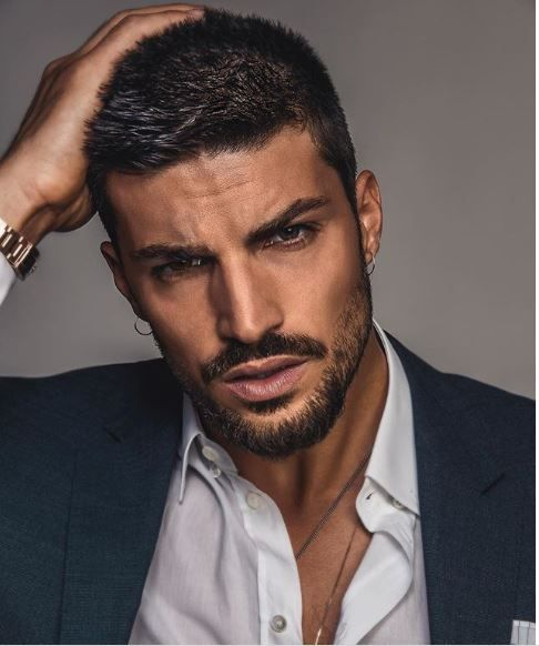 These 10 Men Has Been Voted As The Most Handsome Man In The World Genmice Groom Hair Styles Cool Hairstyles For Men Beard Styles For Men