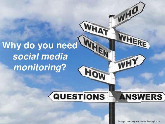 Why Do You Need Social Media Monitoring