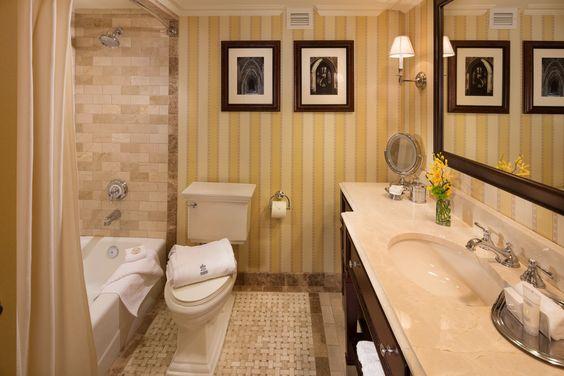 Bath at Washington Duke Inn and Golf Club