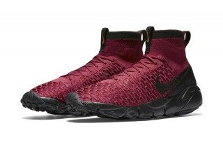 Nike Air Footscape Magista Flyknit Arriving in Burgundy Colorway