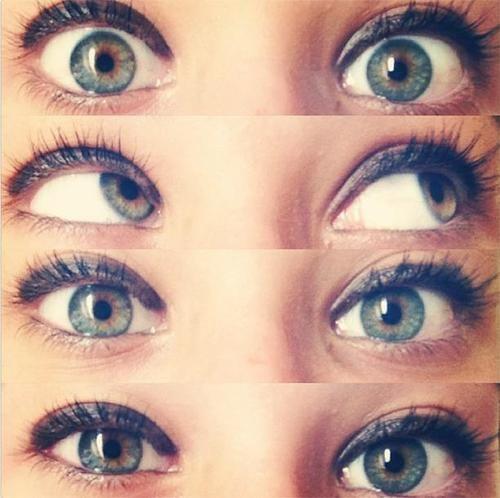 olhos verdes tumblr - Pesquisa Google