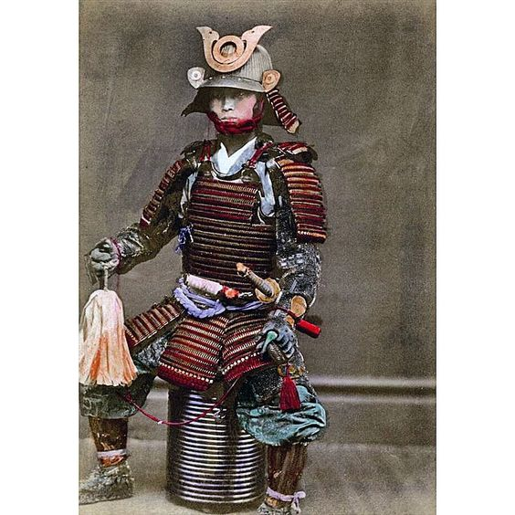 """A photo from Felice Beato's collection of work in Japan.  #FeliceBeato #歴史 #日本 #幕府 #幕末 #将軍 #侍 #武士 #徳川 #samurai #japan #japanesehistory #history #bakufu…"""