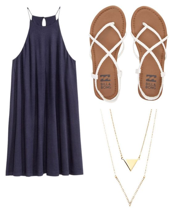 """Untitled #2"" by tonipisacane on Polyvore featuring Billabong"