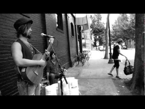 WORTH and BONDY Caught Up Video filmed in Portland OR.  These guys are a soul filled jazz intrusion to your soul.  Bucket drums and strong male vocals at their best!  ....  www.worth-music.com