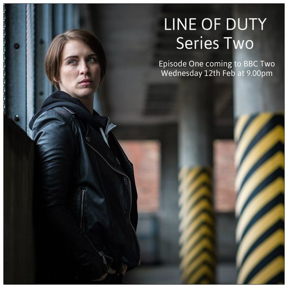 Line of Duty - Series Two is coming to BBC Two next Wednesday. Series One is available to buy on DVD from us today for only £13.76