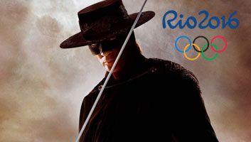 Modern Pentathlon Olympic gold won by mysterious masked horseman