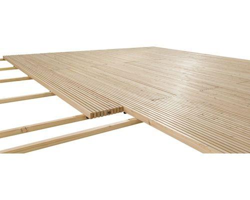 Pinutex Terrassenmodul Sibirische Larche 70x330x4000 Mm Bei Hornbach Kaufen In 2020 Terrasse Holz Terrassendielen Holzterrasse