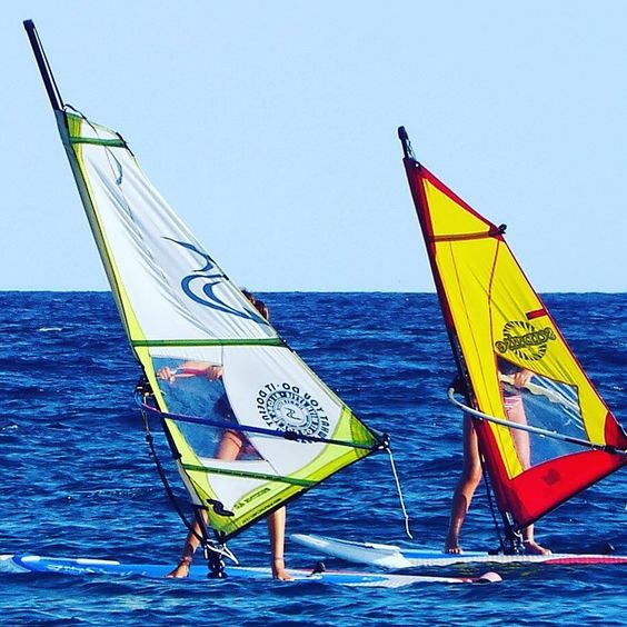 Join us for a #watersports #holiday in #spain #windsurf #paddlesurf #kayak #catamaran #sunsportsadventureholiday
