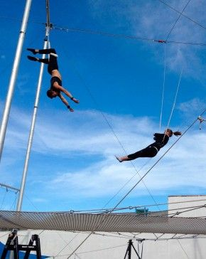 Trapeze Lesson - Gift experience in New York