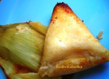 Humintas al Horno - Baked Tamales