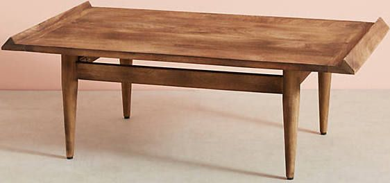 Burnished Wood Coffee Table Coffee Table Coffee Table Wood Funky Home Decor
