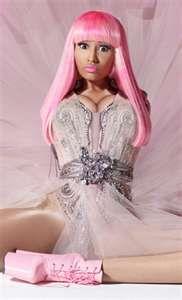 The crazy Nicki Minaj
