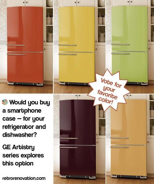 Colors Retro Appliances And Home Renovation On Pinterest