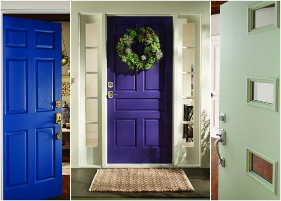 How To Choose A Front Door Paint Color Schlage Home