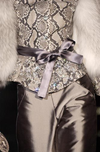 Valentino Couture fall 2004 ~ CE♥