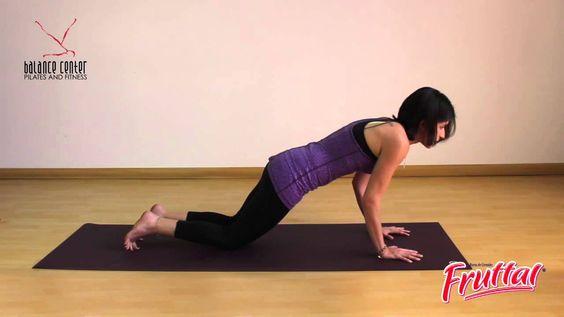 ¡Relajate y tonificá tus brazos con Yoga!