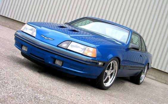 1987 thunderbird turbo coupe for sale | the car 1987 thunderbird turbo coupe paint sikkens base clear ... --blue. Kinda like it