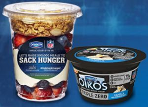 Dannon Weekly Prize Sweepstakes Giveaway on http://hunt4freebies.com