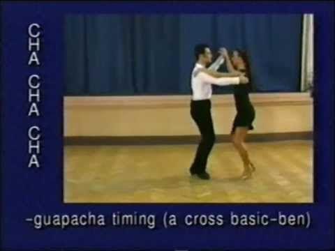 Cha Cha Dance Steps 50 Guapacha Timing In Cross Basic Youtube Cha Cha Dance Dance Steps Dance