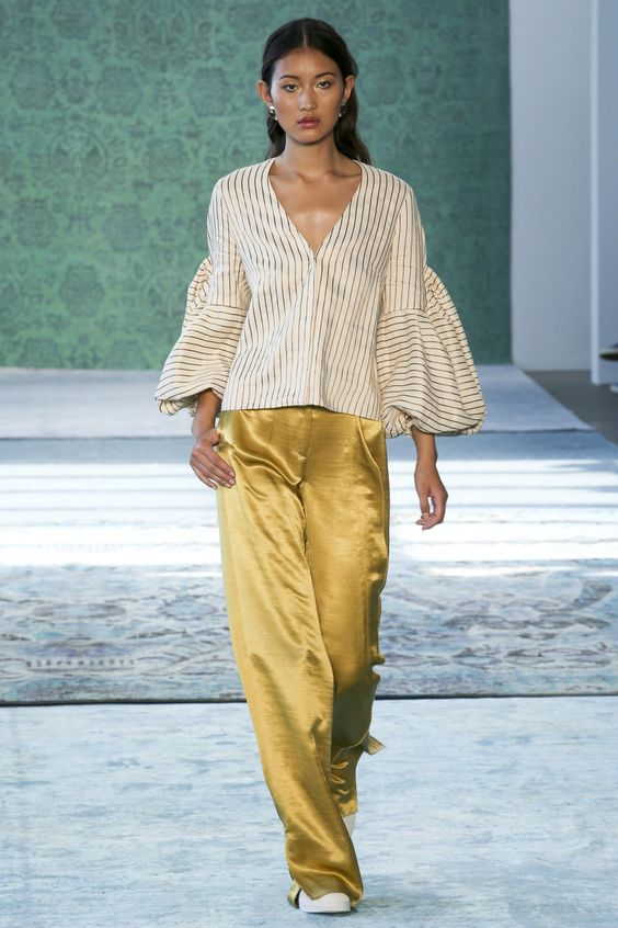 Hellessy Spring 2017 Ready-to-Wear Fashion Show