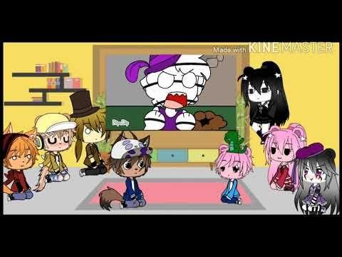 Los Personajes De Peppa Pig Reaccionan A Memes De Piggy Gacha Lifė 4part Youtube Piggy Peppa Pig Memes