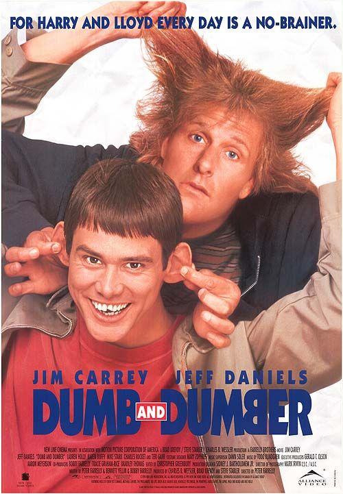 Dumb Et Dumber 1 Streaming Vf : dumber, streaming, Dumber, (1994), Dumber,, Comedy, Movies, Posters,, Online