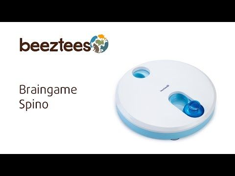Youtube Beeztees Brain Game Spino