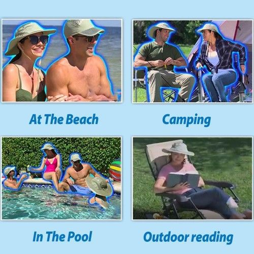 Arctic Hat Sunscreen Cooling Hat With Images Arctic Unisex