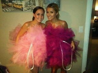 Loofa halloween costume. holiday-stuff: