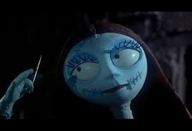 Image result for nightmare before christmas sally