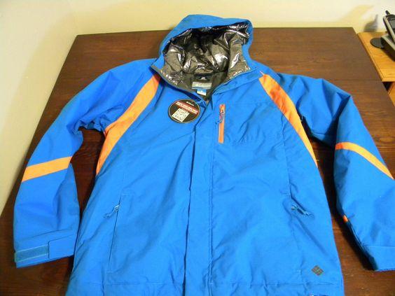Columbia Coat / Jacket - 18/20 #Columbia