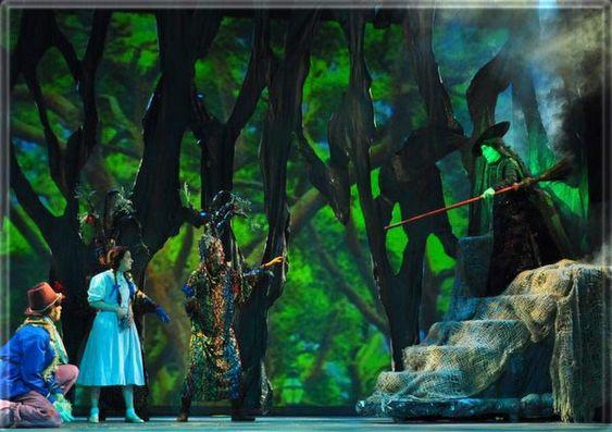 Wizard Of Oz Set Design Ideas | Wizard Of Oz Set Design By Richard  Finkelstein, Stage Designer | Wizard Of Oz | Pinterest | Set Design,  Designers And Stage ...