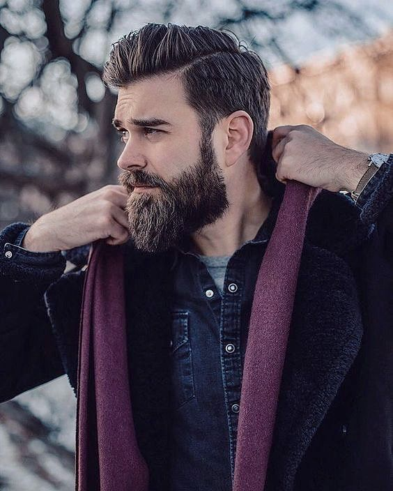 Cool full beard styles for men with a completely new and