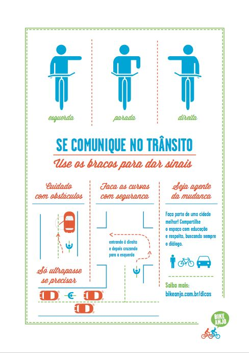Comece a pedalar em três etapas!   Bike Anjo