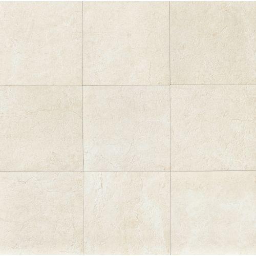Marfil 24 X 24 Floor Wall Tile In Alabaster Flooring Limestone Tile Wall Tiles